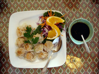 - Wild Thai - Steamed Shrimp Dumplings