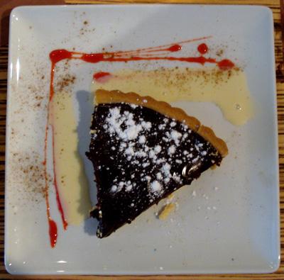 Brasserie Paulaner - Chocolate Tart