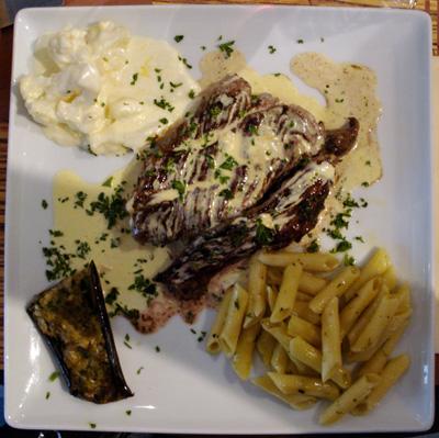 Brasserie Paulaner - Flap Steak