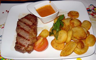 Jensen's Bofhus - Favorite Steak