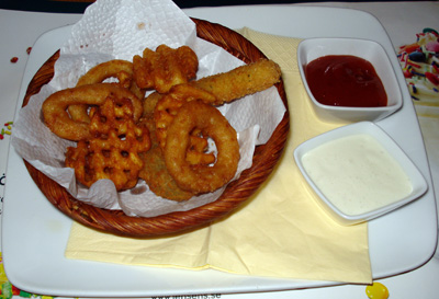 Jensen's Bofhus - Snack Basket