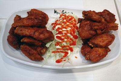 Kyochon Chicken - Hot Chicken Combo