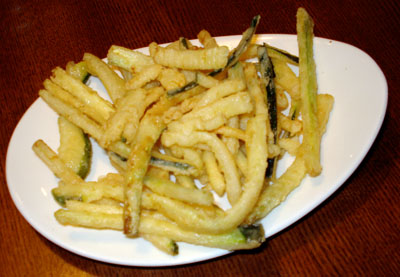 Gusto - Courgette Fries